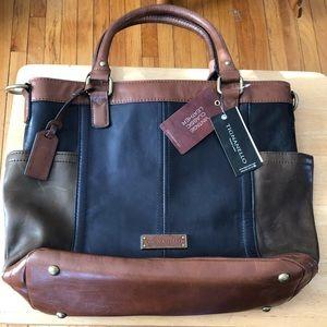 Tignanello Vintage Leather Tote